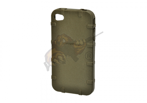 IPhone 4/4S Executive Field Case - Oliv
