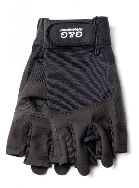 Multi-function Half-Finger Tactical Gloves in Schwarz (G&G)