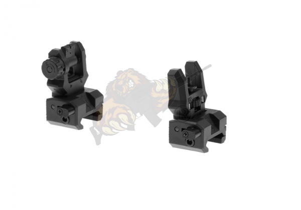 Low Profile Flip Up Rear Sight - CAA