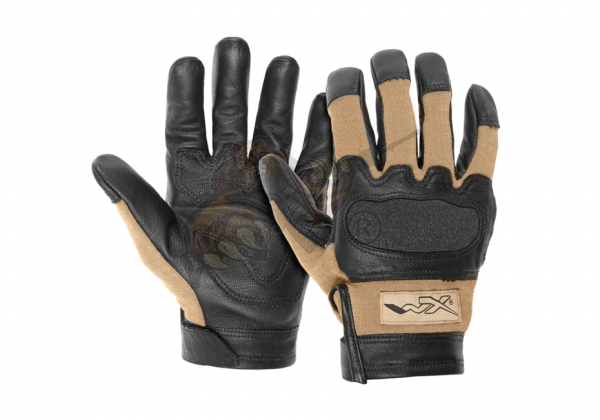 Hybrid FR Glove in Coyote