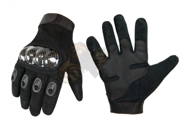 Raptor Gloves in Schwarz (Invader Gear)