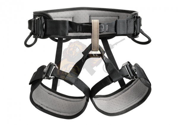 FALCON Mountain Harness in Schwarz - Petzl
