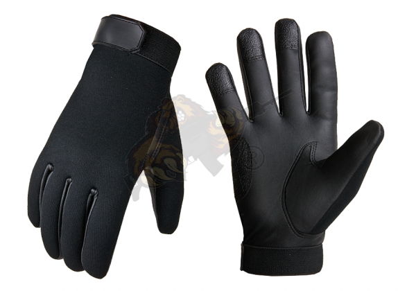All Weather Shooting Gloves Schwarz