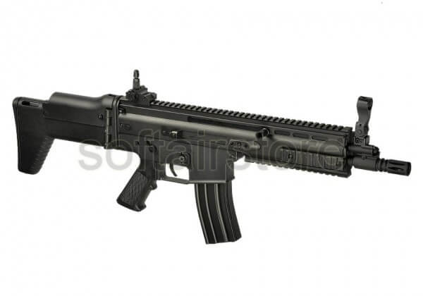 FN Scar Polymer-Version in schwarz - (S)AEG Airsoft -F-