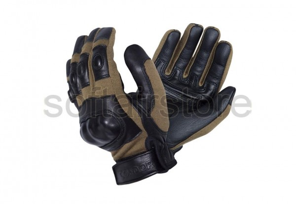 Condor Syncro Tactical Glove Coyote