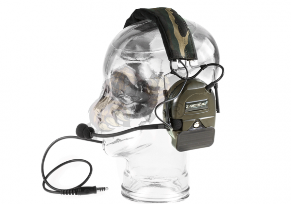 zComtac I Headset Military Standard Plug (Z-Tactical)
