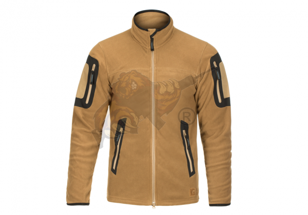 Aviceda Fleece Jacket Coyote - Claw Gear