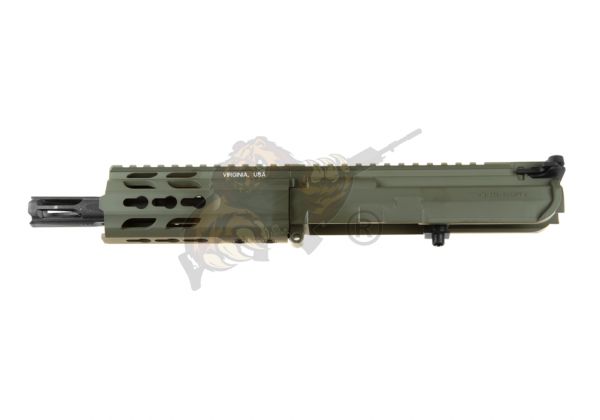 Trident Mk2 PDW Upper Receiver + Front Kit Assembly Foliage Green - Krytac