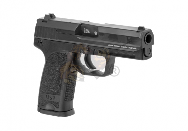 Heckler & Koch USP Metall Version Co2 BlowBack -F-