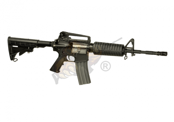 TR16 Carbine Advanced M4A1 mit PBB schwarz -F- (G&G)