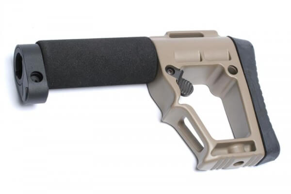GR16 SOPMOD Tactical Stock - Desert Tan