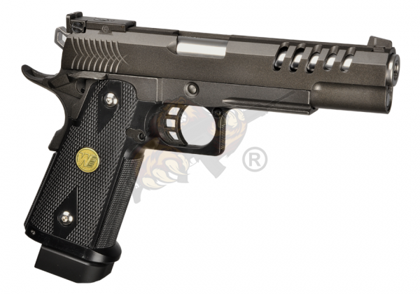 WE Hi-Capa 5.1 K Version Full Metal GBB -F-