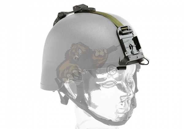 NVG Helmet Mount Strap PASGT (Pirate Arms)