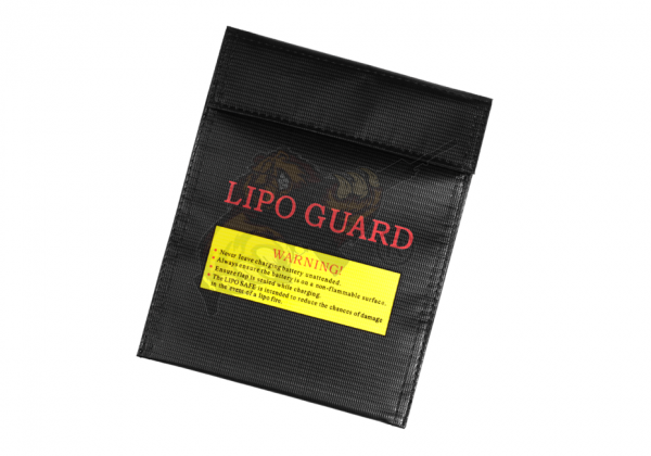 LiPo Safety-Bag 22x18cm (Pirate Arms)