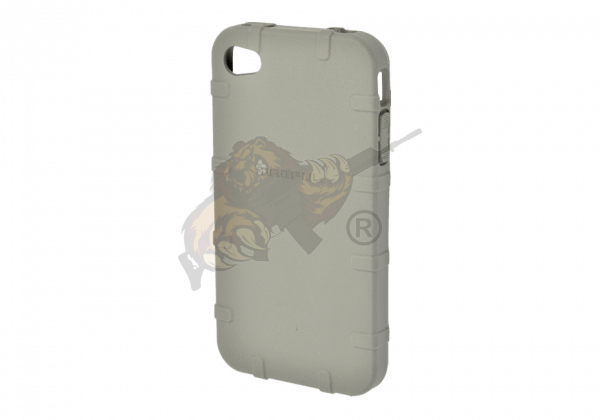 IPhone 4/4S Executive Field Case - Foliage Green