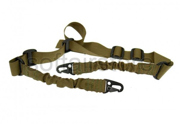 GFC Two Point Flex Sling Coyote Brown