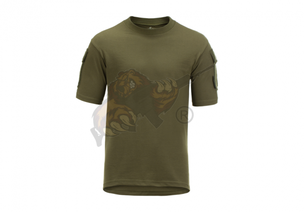 Tactical Tee in Oliv - Invader Gear