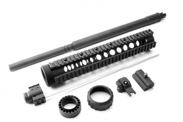 SR-15 R.A.S. & Barrel Kit (NEW TYPE)