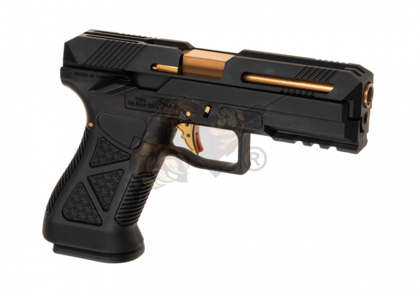 AG-17 Metal Version GBB Black -F-