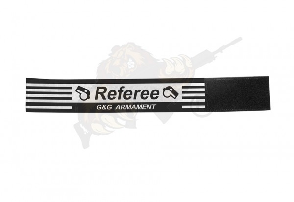 Team Armband von G&G - Referee