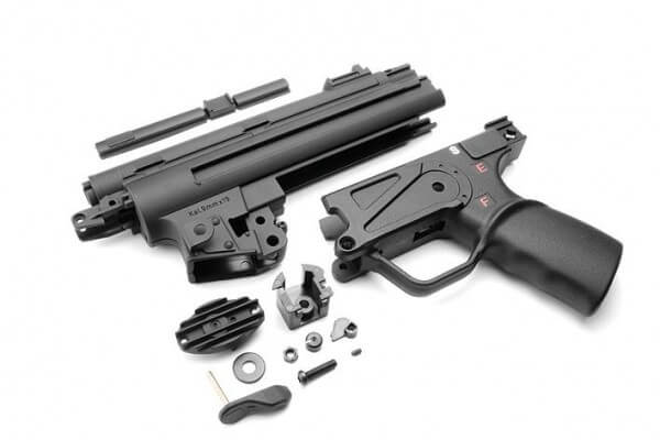 Metal Receiver Set For MP5 A3 Series (Marui only)