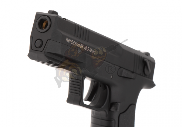 Cyma CM127 Advanced Airsoft Black - max 0,5 Joule