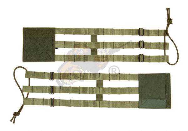 AVS 3 - Band Skeletal Cummerbund Ranger Green - Crye Precision by ZShot