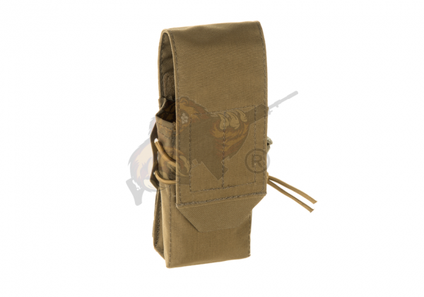 AK Double Mag Pouch Coyote - Templar's Gear