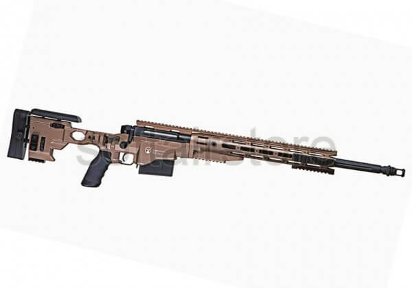 MS338 Sniper TAN ARES Airsoft -F-