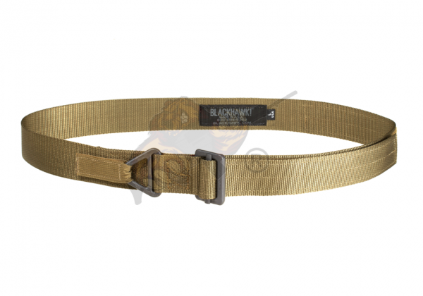 CQB Emergency Rigger Belt in Coyote - Blackhawk