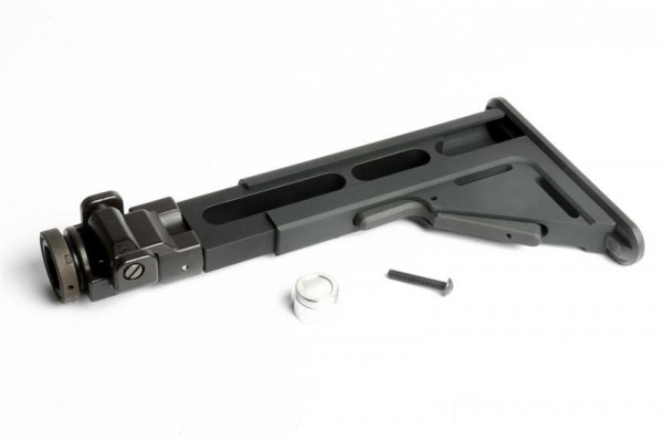 Retractable Folding Stock for LR300