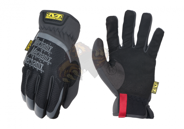 Fast Fit Gen II Black (Mechanix Wear)
