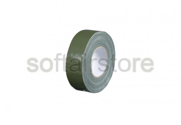Panzerband G10 Oliv 50m/Rolle 50mm