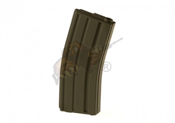 Magazin M4 Midcap Plastic OD (120 BBs) King Arms