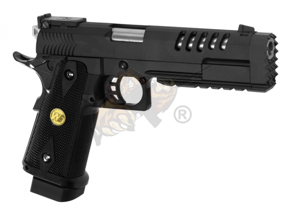 WE Hi-Capa 5.2 Full Metal Dragon GBB -F-