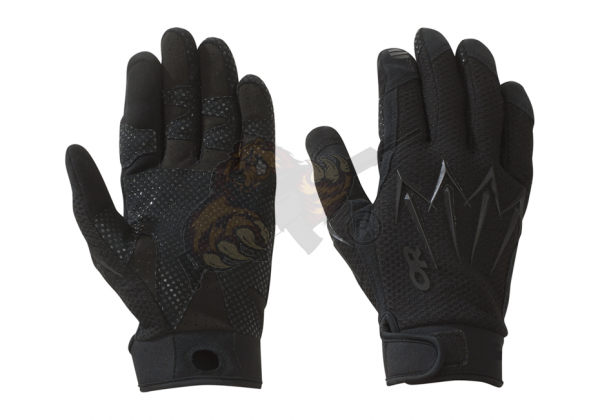 Halberd Gloves Schwarz - Outdoor Research