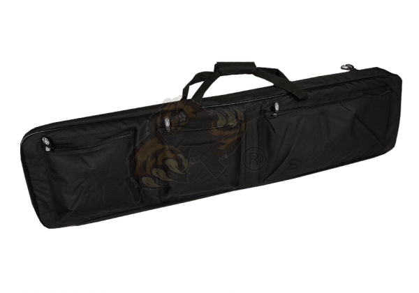 """40"""" Padded Twin Airsoft Rifle Carrier 101cm - Black - SRC"""
