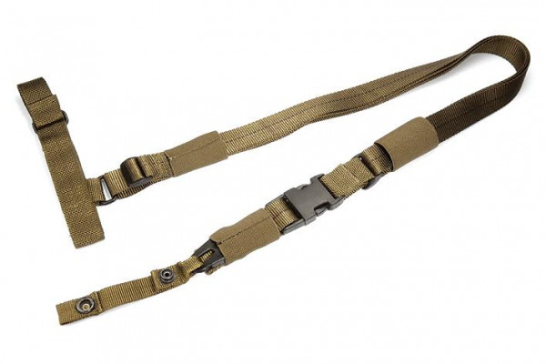 Tactical Sling for M16 Fixed stock (OD)