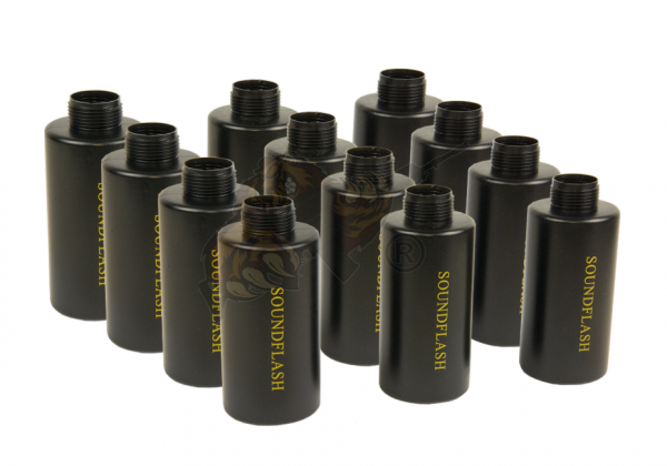 Thunder-B Airsoft Soundflash Grenade Shell 12er Pack
