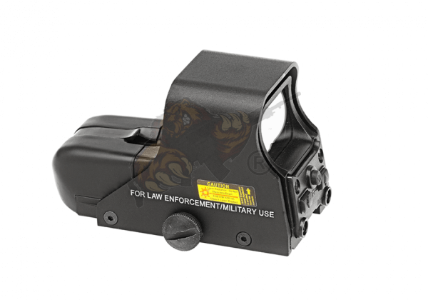 551 Replica Holosight red dot Schwarz
