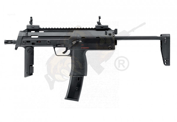 H&K MP7 A1 S-AEG in schwarz Airsoft Frei ab 18 - S-AEG -F-