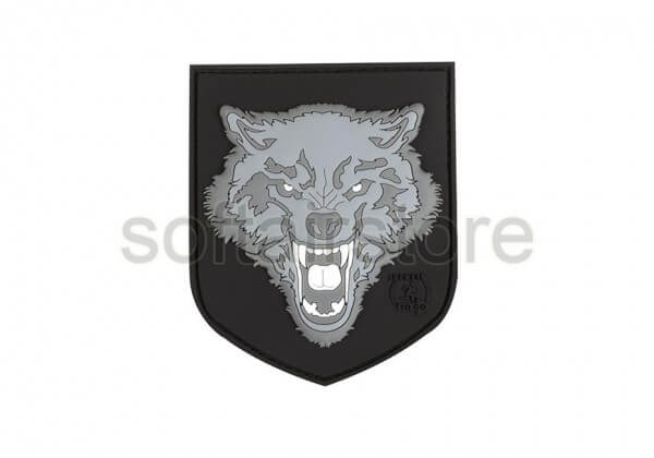 JTG - Wolf Patch, grey
