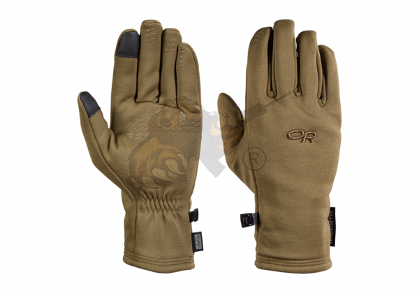 Backstop Sensor Gloves Coyote - Outdoor Research