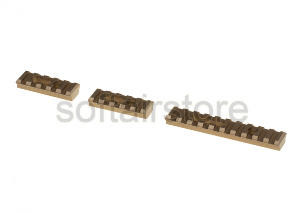 Rail Set for MOE Handguard in FDE - Element