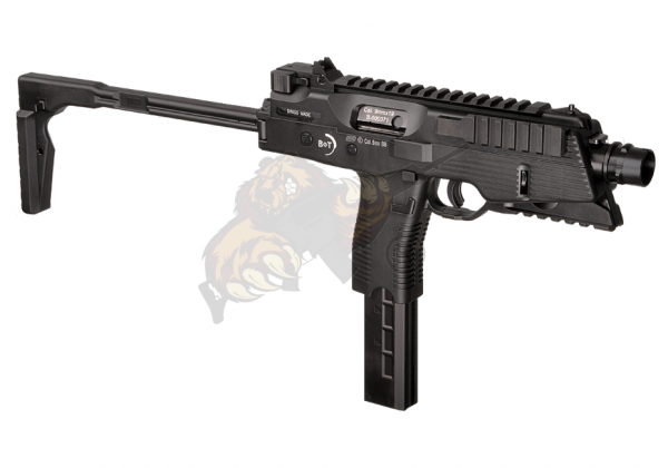 MP9 A3 black GBB Airsoft - F- (Brügger & Thomet / KWA)