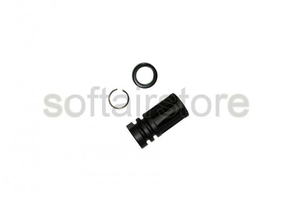 ASR Series Flashhider 14mm Linksgewinde