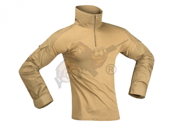 Combat Shirt Coyote (Invader Gear)