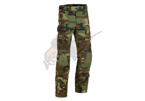 Predator Combat Pants Woodland (Invader Gear)