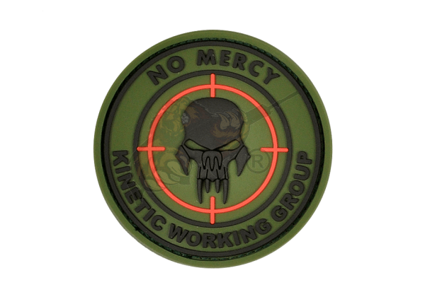 JTG - No Mercy - Kinetic Working Group - Insider Patch, forest